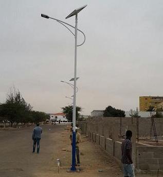 Iluminación Namibe