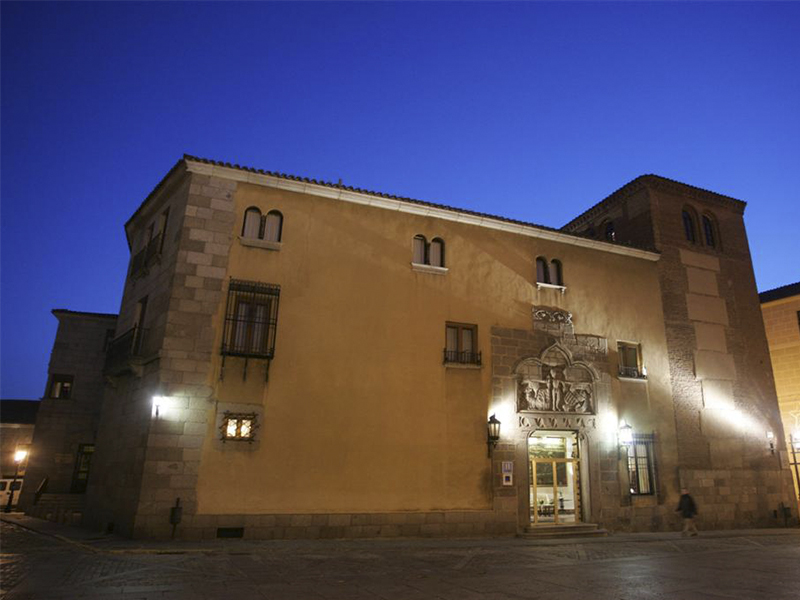 Palacio de Valderrábanos