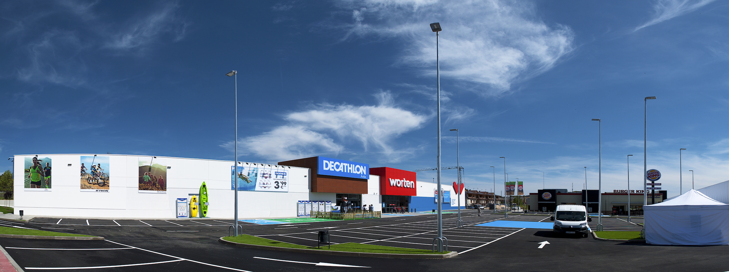 Decathlon Ávila