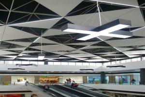 Iluminación Centro Comercial La Sierra Córdoba