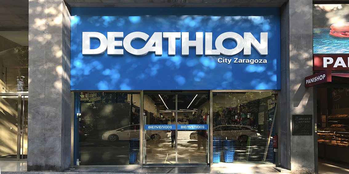 Decathlon City Zaragoza