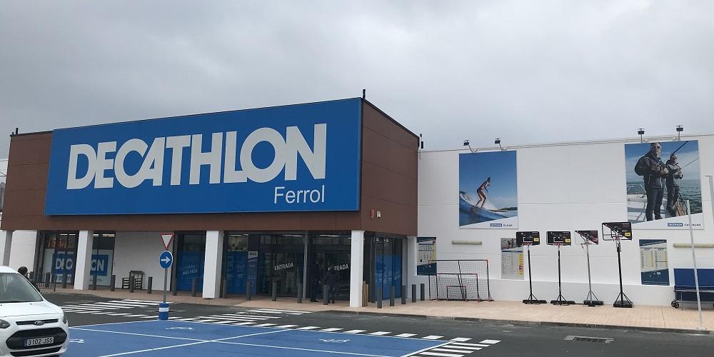 Decathlon Ferrol