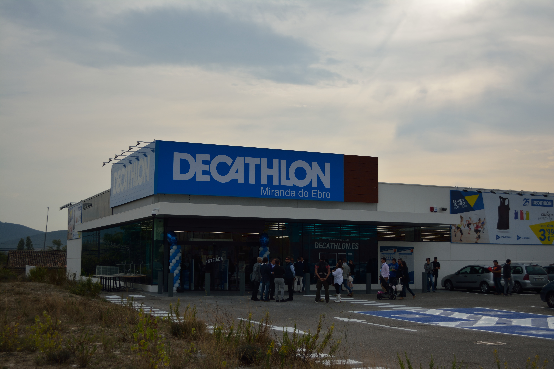 Decathlon Miranda de Ebro