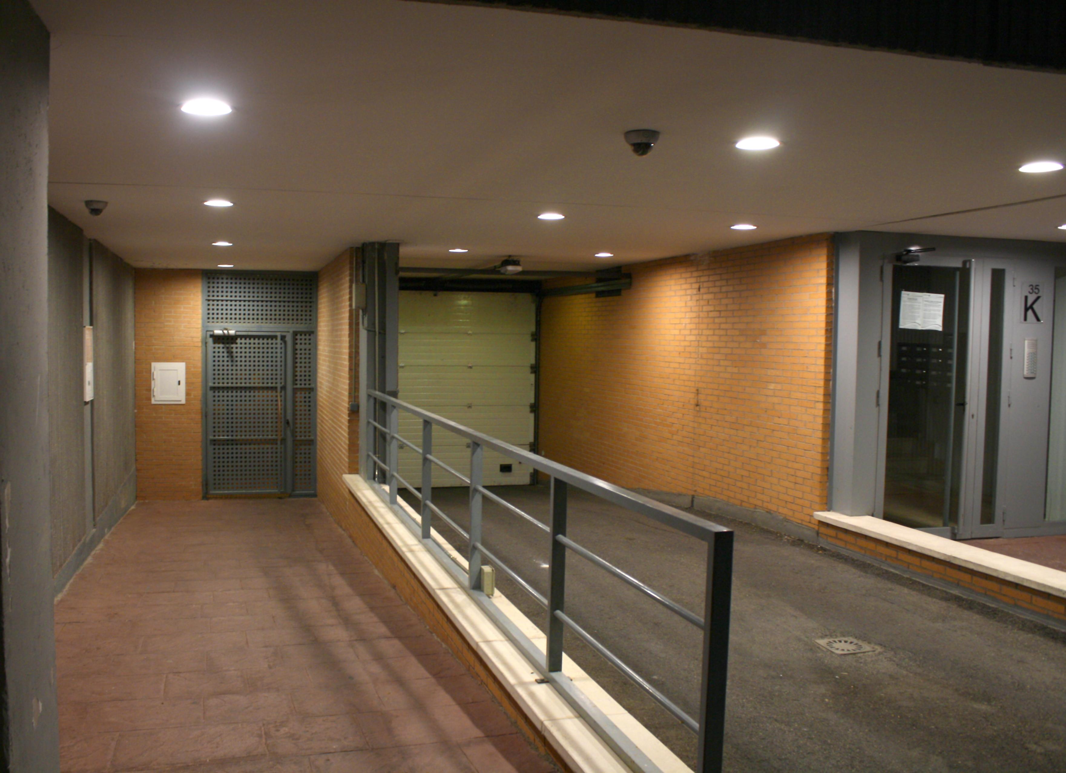 Instalación LED en Comunidades de Vecinos