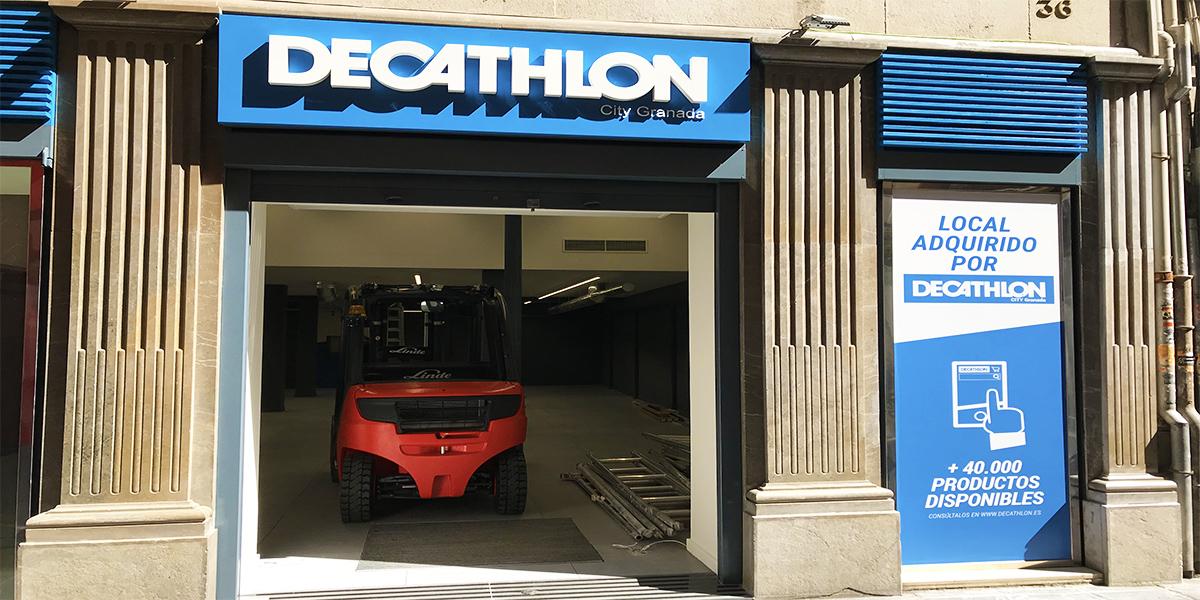 Decathlon City Granada