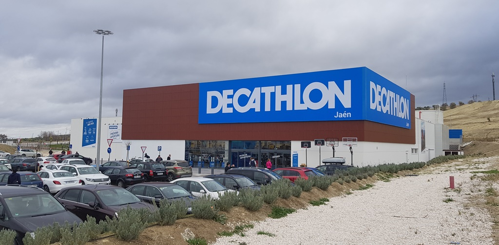 Decathlon Jaén