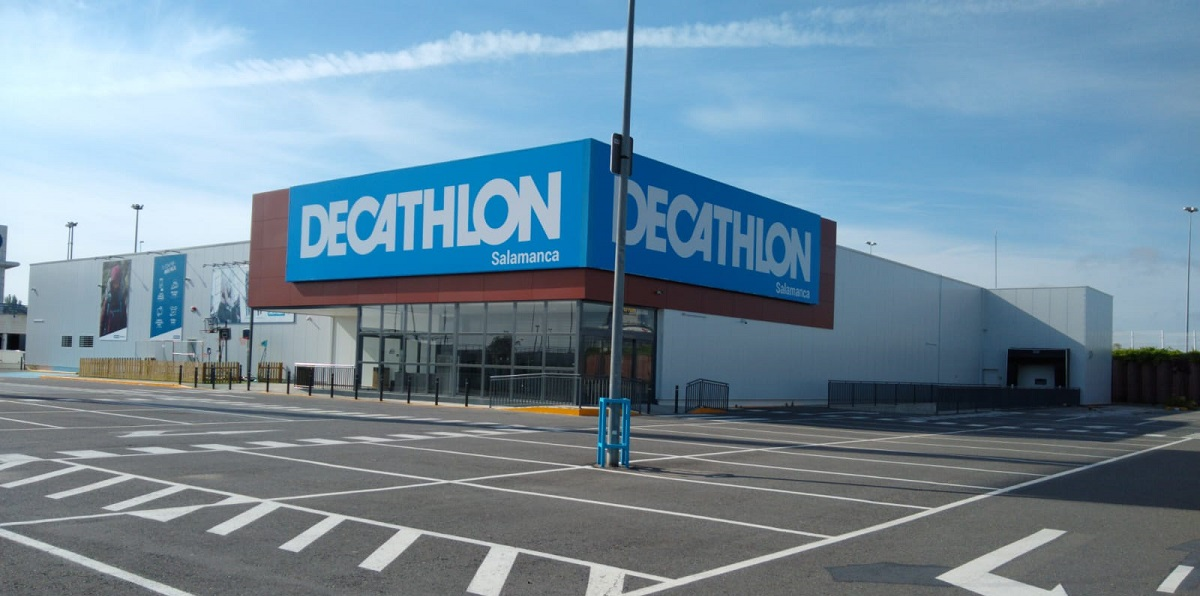 Decathlon Salamanca 2