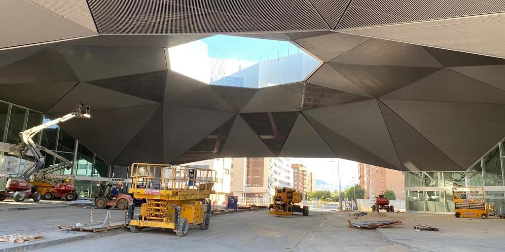 Estación de autobuses Logroño